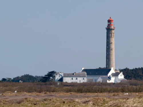 Le Grand phare de Kervilahouen.