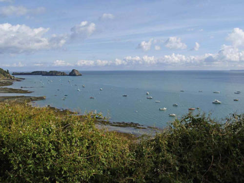 Le rocher de Cancale.